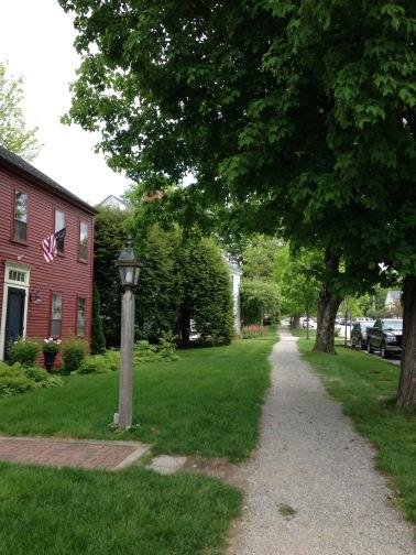 hancock sidewalk