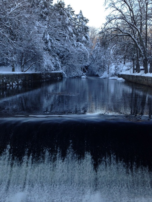 winter peterborough