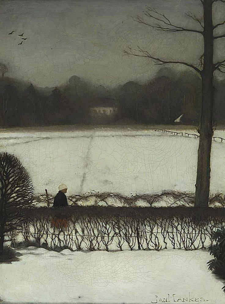 _Jan_Mankes_-_View_studio_in_Eerbeek__1889